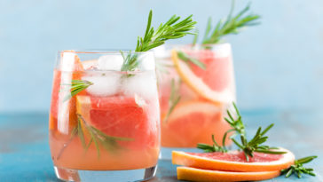 Cocktail Pamplemousse