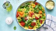 Salade de pâte printanière