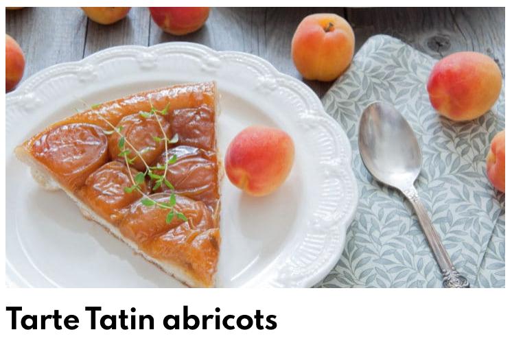 Tatin abricots