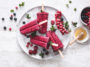 Sorbet fruits rouges