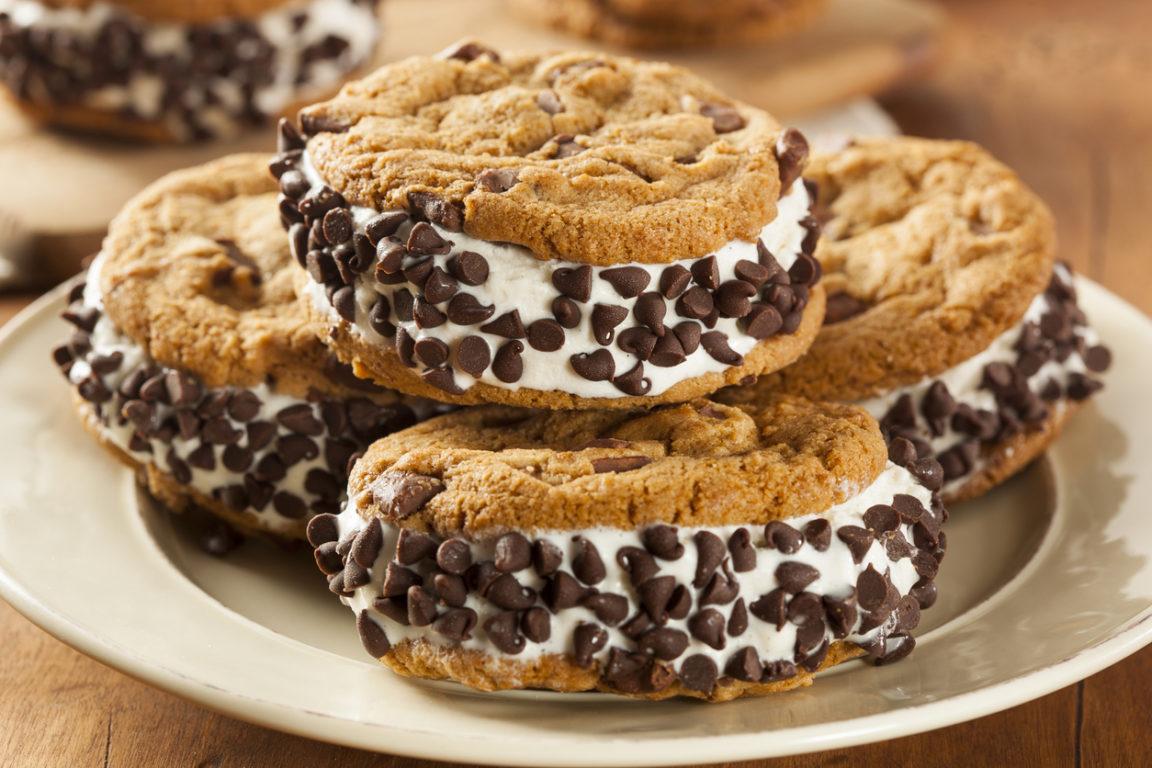 Cookies glacés