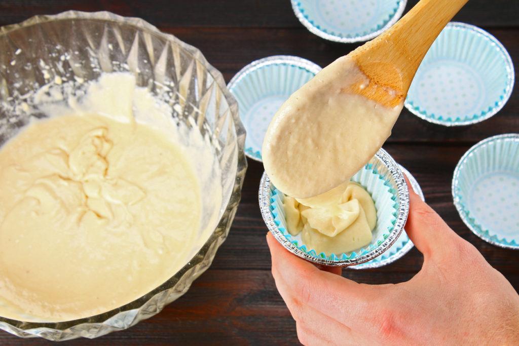 Pâte à muffins