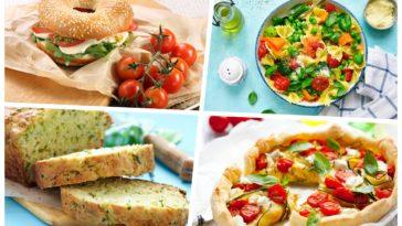 repas froid pour le midi