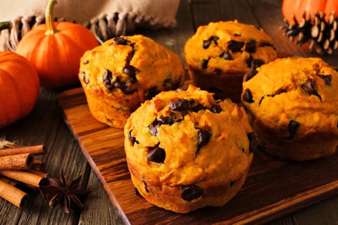 Muffins à la courge